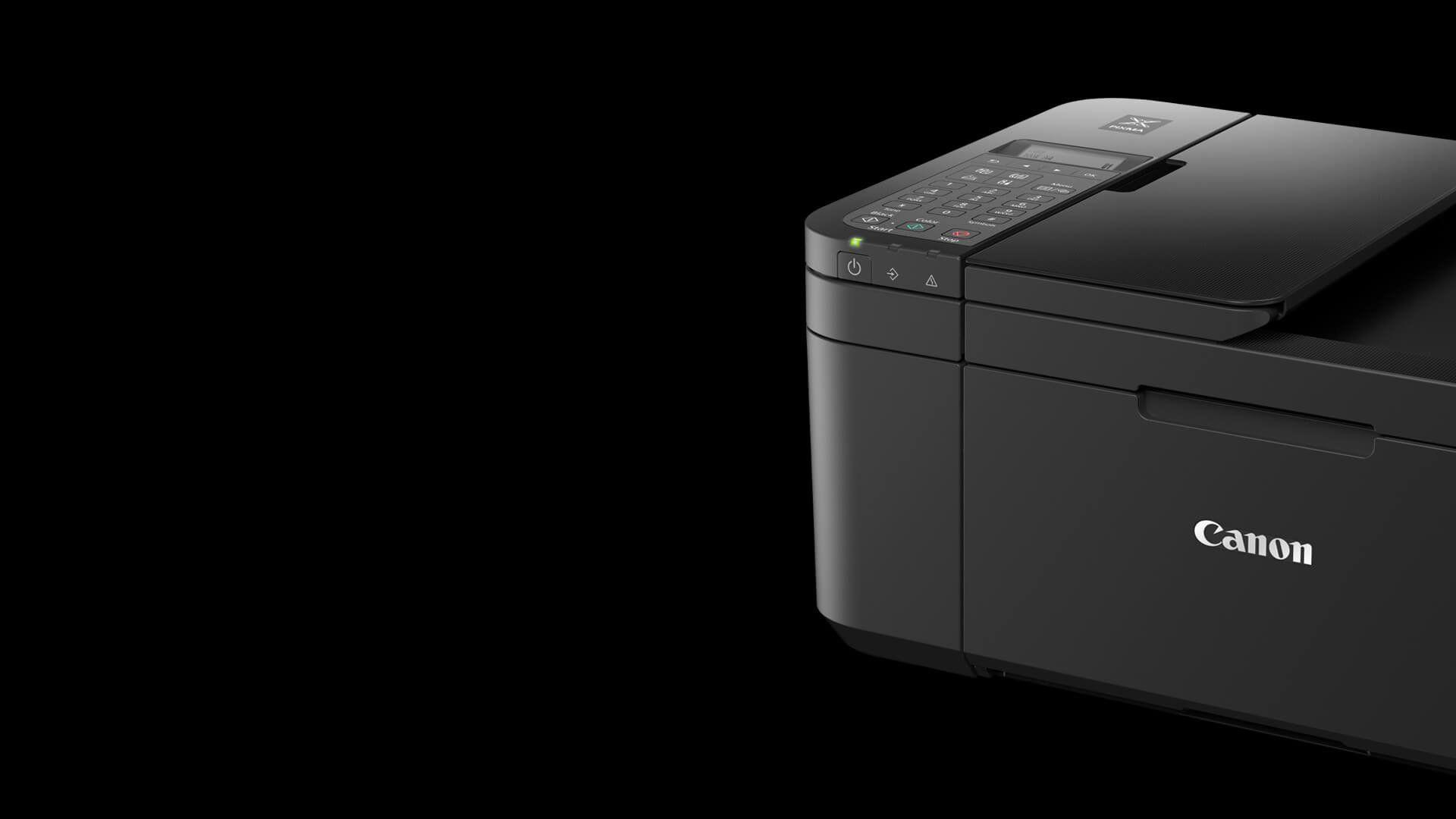 Canon PIXMA TR4550 Series - Printers - Canon Europe